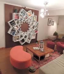 unique bookshelves for your home