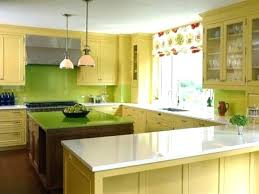 Yellow Kitchen Theme Ideas Grey Kitchen Wall Decor Pictures Inspiration Wall