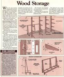 180 plywood storage rack plans u2026 pinteres u2026