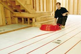 Basement Subfloor Systems - how to install insulating basement floor flooring ideas floor