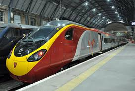 virgin pendolino first class uk rail car train travel and