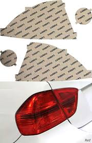 lexus is300 red lexus is300 01 05 red tail light covers