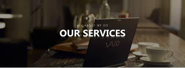 Services by Our Services Layout