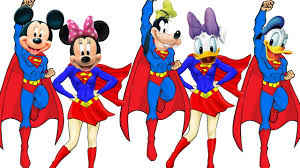 mickey mouse finger family disney mickey mouse clubhouse transform