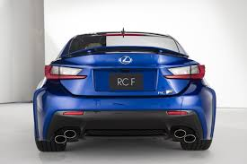 new lexus rcf 2015 lexus rc f officially unveiled cars co za
