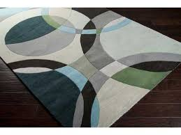 Round Blue Rugs Bedroom Rugged Best Round Area Rugs Turkish And Teal Black Rug