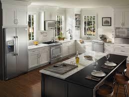 Interior Of A Kitchen Wonderful Restaurant Kitchen Remodel Open Floor Plan Full Version