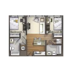 2 bedroom valentine commons