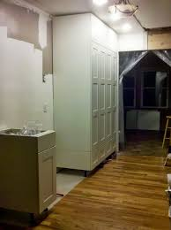 tall kitchen cabinets pantry home design ideas