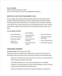 top marketing resumes free marketing resume templates 26 free word pdf documents