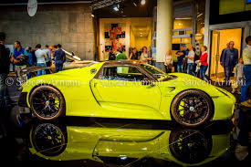 porsche 918 acid green event spotlight top marques monaco u2013 sabeen armani