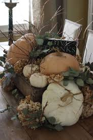 home made decoration pieces best 25 fall table centerpieces ideas on pinterest fall table