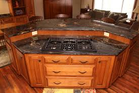 kitchen islands with stove kitchen island stove breathingdeeply