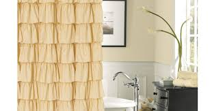 Frilly Shower Curtain Engrossing Art Joss Sensational Yoben Winsome Motor Enjoyable