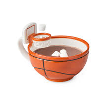 Unique Shaped Coffee Mugs by Want The Perfect Gift For Your Basketball Fan Try The Basketball
