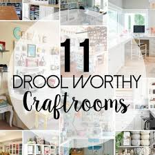 11 drool worthy craft rooms blitsy