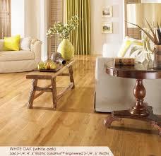 5 inch white oak somerset character engineered hardwood flooring