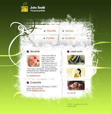 personal portfolio template boxedart limited items web templates u0026 flash templates