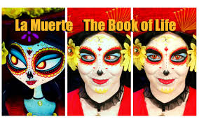la muerte costume costume la muerte from the book of makeup