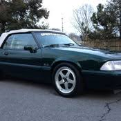 7 up edition mustang 1990 mustang foxbody gt 5 0 convertible ford mustang