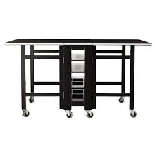 martha stewart living collapsible craft table martha stewart living craft space 60 in w wood collapsible craft