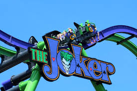 Six Flags Benefits Review Joker At Six Flags Great America Coaster101