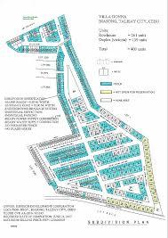 verdana villas floor plan verdana villas floor plan elegant villa donna subdivision reducto