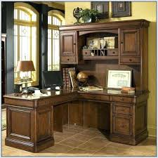 L Shaped Desks With Hutch L Desk With Hutch Series L Shape Desk Hutch And Lateral File