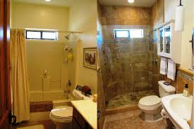 bathroom remodeling ideas before and after small bathroom remodels before and after photos get inspired by