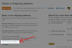 letter address format japan how to order from amazon japan a detailed buying guide halcyon