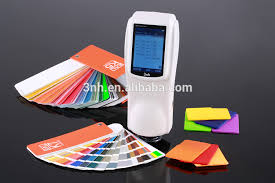 auto paint color mixing machine spectrophotometer in guangzhou