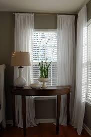 Vertical Blinds With Sheers Maybe A Little Too Feminine Feeling For The Men In My House But I