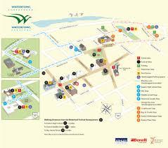 printable map key map waterfowl festival