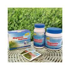 magnesio supremo bustine magnesio supremo 32 bustine oasi bio