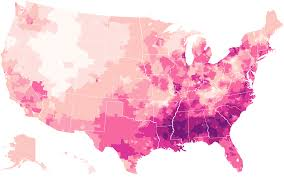 Map Southwest Florida by What Music Do Americans Love The Most 50 Detailed Fan Maps The