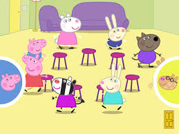 peppa pig party peppa pig s party time app