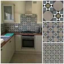 Cement Tile Backsplash by Moroccan Encaustic Cement Tile Random Mix Colorful Cement