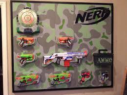 SomethingImade World s Best Nerf Gun Rack Album on Imgur