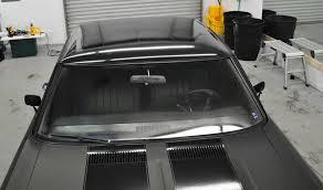 100 matte black car paint auto body collision repair car
