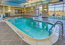 indoor pool fairfield inn u0026 suites jackson