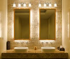 bathroom gold bathroom lights home design popular fancy with
