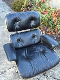 Used Eames Lounge Chair Very Early Charles U0026 Ray Eames Lounge Chair From Contura 1957 1965