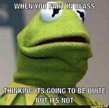 Frog Face Meme - fart kermit the frog meme farts are always funny pinterest