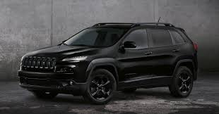 2017 jeep altitude black 2017 grand cherokee headlines jeep paris auto show line up