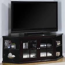 Corner Media Units Living Room Furniture Coaster Fullerton Transitional Corner Media Unit With Doors 700658