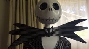 Halloween Jack Skeleton by Spirit Halloween 2017 Gemmy Jack Skellington Life Size Animatronic