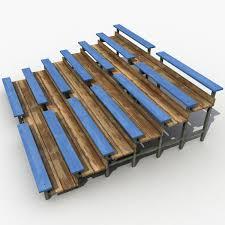 bench stadium