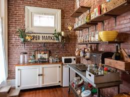 how to hang kitchen cabinets on brick wall what to before exposing brick apartment therapy