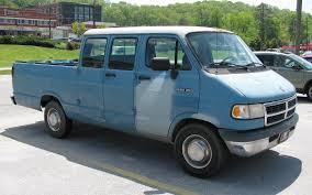 Dodge Ram Van - ram vans as seen on the street dodgetalk dodge car forums