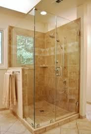 Single Frameless Shower Door Frameless Shower Enclosure Boca Raton Fl Reflective Glass Mirror